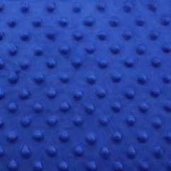 Dimple Micro Chenille - Royal blue