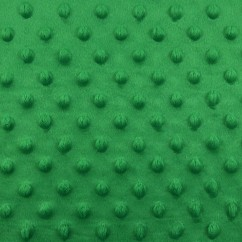 Dimple Micro Chenille - Kelly green
