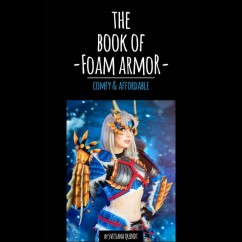 Book Foam Armor - English Only
