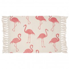 Flamingo Carpet - Pink - 40 x 23''