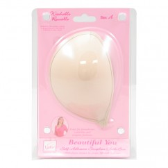 Beautiful You - Self-Adhesive Strapless Cloth Bra - A Cup
