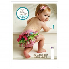 K0102 Too Cute To Boot Diaper Covers (size: XS-S-M-L-XL)