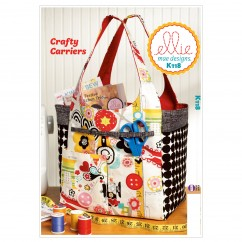 K0118 Crafty Carriers (size: One Size Only)