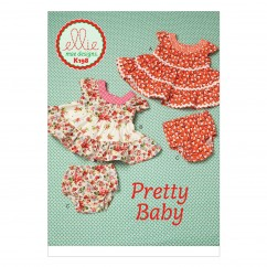 K0198 Baby Dresses and Panties (size: S - XXL)