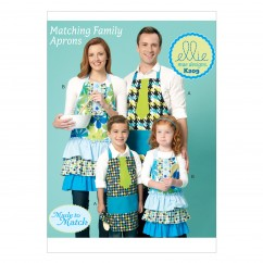 K0209 Adults/Kids' Aprons (size: All Sizes in One Envelope)