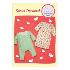 K0226 Infants' Gathered Gown and Wrap-Front Jumpsuit (size: S-M-L-XL)