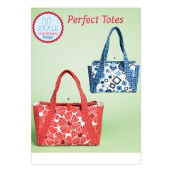 K0235 Lined Bags with Two Inside Pockets (size: One Size Only)
