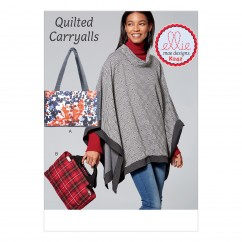 K0242 Quilted Bags (size: One Size Only)