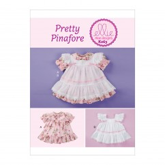 K0263 Baby Dress and Pinfore (size: S-M-L-XL-XXL)
