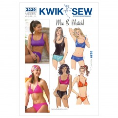 K3239 Swimsuits (size: XS-S-M-L-XL)