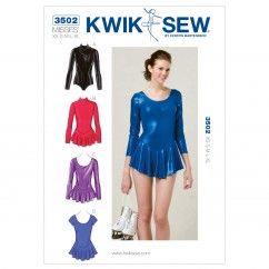 K3502 Leotards (size: XS-S-M-L-XL)