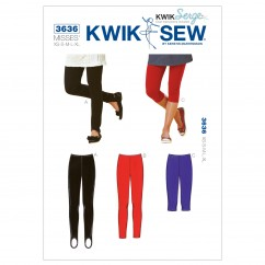 K3636 Leggings (size: XS-S-M-L-XL)