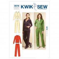 K3678 Jackets & Pants (size: XS-S-M-L-XL)