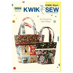 K3684 All Occasions Hand Bags (size: Small & Large)