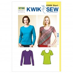 K3766 Tops (size: All Sizes In One Envelope)