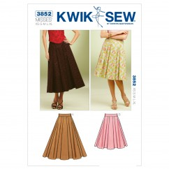 K3852 Full Skirts (size: XS-S-M-L-XL)