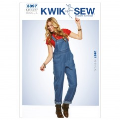 K3897 Overalls (size: XS-S-M-L-XL)