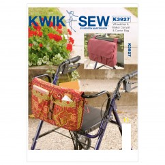 K3927 Wheelchair & Walker Carryall & Carrier Bag (size: No Size)