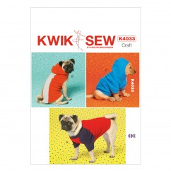 K4033 Dog Coats (size: All Sizes In One Envelope)