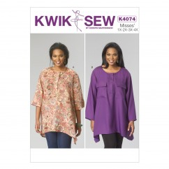 K4074 Women's Tops (size: All Sizes In One Envelope)