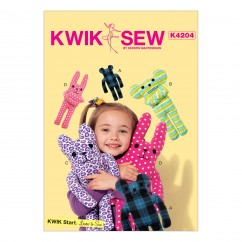 K4204 Animal-Themed Plush Toys (size: One Size Only)