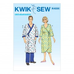 K4226 Unisex Adaptive Gowns and Pants (size: S-M-L-XL-XXL)