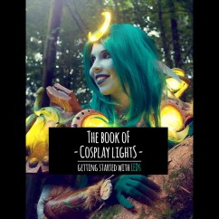 Book Cosplay Lights - English Only