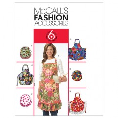 M5284 Aprons (size: All Sizes In One Envelope)