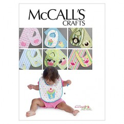 M6478 Bibs and Burp Cloths (size: One Size Only)