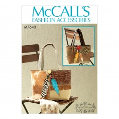 M7640 Tote Bags (size: One Size Only)