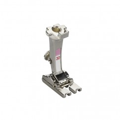 Bernina - Pintuck foot #30 with 3 grooves - A