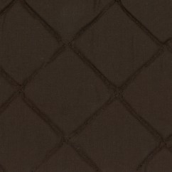 Quilted Back to Back Broadcloth - Brown
