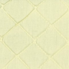 Quilted Back to Back Broadcloth - Yellow