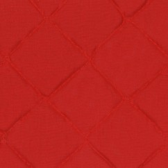 Quilted Back to Back Broadcloth - Red