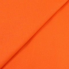 SUPREME Cotton Solid - Carrot
