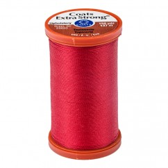 COATS EXTRA STRONG 137M-150YD RED