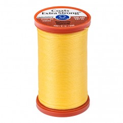COATS EXTRA STRONG 137M-150YD YELLOW