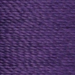 COATS COTTON ALL PURPOSE THREAD 205M-225YD PURPLE