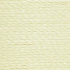 COATS COTTON ALL PURPOSE THREAD 205M-225YD CREAM