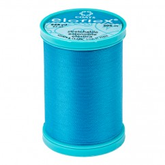 ELOFLEX STRETCH THREAD 205M ROCKET BLUE