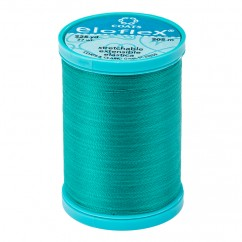 ELOFLEX STRETCH THREAD 205M MING TEAL
