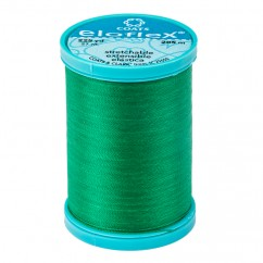 ELOFLEX STRETCH THREAD 205M KERRY GREEN