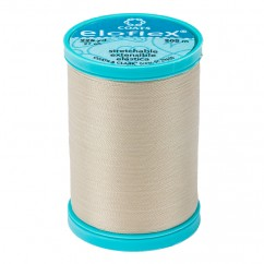 ELOFLEX STRETCH THREAD 205M BUFF