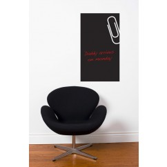 Adhesive Blackboard wall decals - Maxiclip