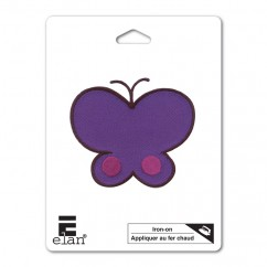 ELAN Motif - Butterfly - 65mm -1 pcs