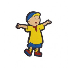 ELAN Motif - Caillou With Arms Outstretched - 85mm -1 pcs