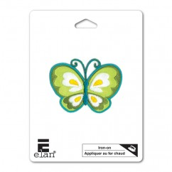 ELAN Motif - Butterfly - 60mm -1 pcs