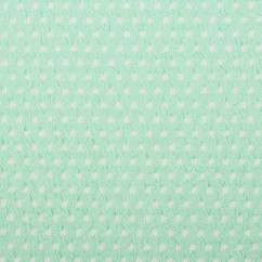 DOTTY Stretch Jacquard - Aqua