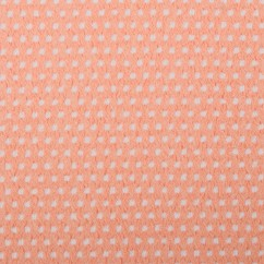 DOTTY Stretch Jacquard - Peach