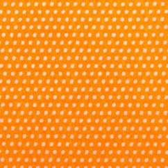 DOTTY Stretch Jacquard - Orange